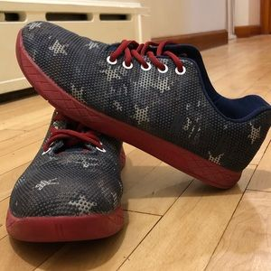 NoBull Project America Shoes - Red White Blue